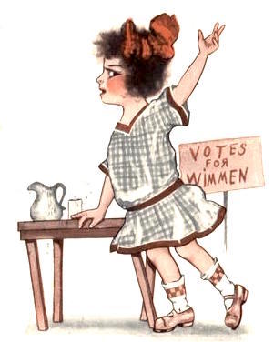 Votes for Women - Suffrage