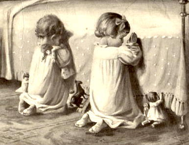 Little Tots Prayer