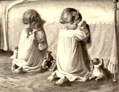 Little Tots Prayer